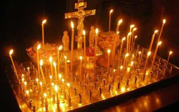 Свечи усопшим