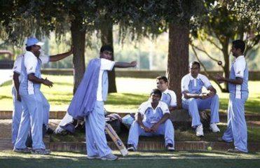 Ватикан крикет