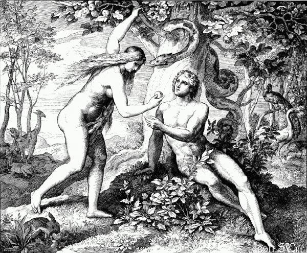 Искушение Адама и Евы