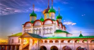 Печерский Вознесенский монастырь в Нижнем Новгороде