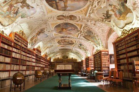 Страговский монастырь Чехия, Прага