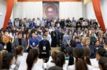 В Дальневосточном Свято-Иннокентьевском студенческом форуме приняли участие более двух тысяч человек