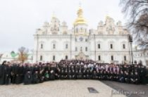 В столице Украины состоялся торжественный акт по случаю 400-летия Киевской духовной академии
