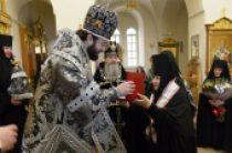 Руководитель Управления Московской Патриархии по зарубежным учреждениям совершил Литургию в Горненском монастыре на Святой Земле