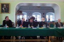 В Московской духовной академии прошел симпозиум «Гармония государства, гражданского общества и Церкви: основа устойчивого социально-экономического развития»