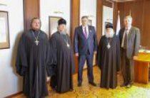 По благословению Святейшего Патриарха Кирилла начался визит митрополита Астанайского и Казахстанского Александра в Ярославскую митрополию