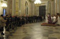 Панихида по погибшим при крушении российского самолета на Синае совершена в Исаакиевском соборе Санкт-Петербурга