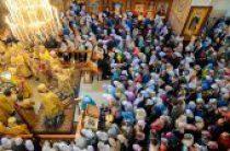 Митрополит Астанайский и Казахстанский Александр возглавил в Карагандинской епархии торжества, посвященные 1000-летию преставления равноапостольного князя Владимира