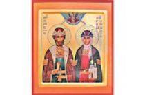 Синод установил день празднования общей памяти святых благоверных князя Димитрия Донского и княгини Евдокии