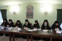 В Москве прошло собрание руководителей епархиальных структур, ответственных за монастыри