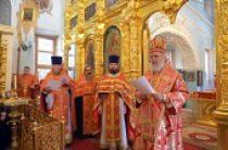 На московском подворье Антиохийской Церкви совершили молитву о похищенных два года назад в Сирии христианских иерархах