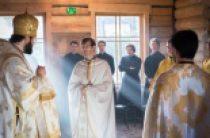 Руководитель Управления Московской Патриархии по зарубежным учреждениям совершил богослужение в храме Русской семинарии во Франции