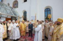 В Алма-Ате состоялись церковные торжества, посвященные 1000-летию преставления равноапостольного князя Владимира