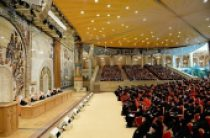 Святейший Патриарх Кирилл возглавил работу Епархиального собрания г. Москвы