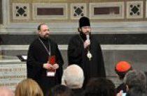 В Риме состоялся концерт Московского Синодального хора и хора Сикстинской капеллы