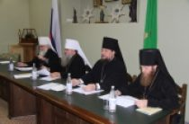 Продолжается подготовка к Освященному Архиерейскому Собору Русской Православной Церкви 2016 года