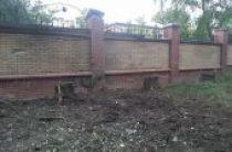 Здание Горловского епархиального управления пострадало от артобстрела