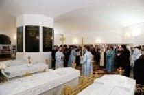 Святейший Патриарх Кирилл совершил литию по атаману Платову и другим выдающимся деятелям Дона
