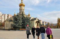 Более 65 тонн продуктов передал Синодальный отдел по социальному служению мирным жителям юго-востока Украины в конце октября и ноябре
