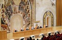 Святейший Патриарх Кирилл рассказал о деятельности нового Молодежного отдела Московской городской епархии и призвал духовенство активно поддерживать молодежные инициативы