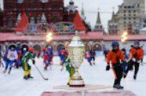 Детский турнир по хоккею с мячом на Кубок Патриарха пройдет в Красноярске