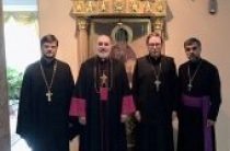 Состоялась рабочая встреча по подготовке диалога между Русской Православной Церковью и Ассирийской Церковью Востока