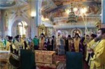 Ковчег с частицей мощей святого равноапостольного князя Владимира принесен в Новочебоксарск