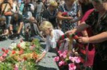В годовщину гибели на Донбассе пассажиров «Боинга-777» священники Украинской Православной Церкви совершили панихиду на месте трагедии