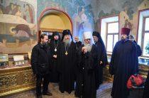 Предстоятель Православной Церкви в Америке посетил Троице-Сергиеву лавру