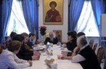 В Синодальном отделе по благотворительности обсудили вопросы организации дистанционного обучения