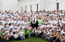 Святейший Патриарх Кирилл благословил участников добровольческого движения Ивановской митрополии