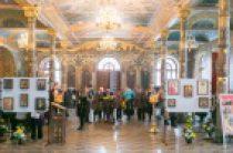 В Киево-Печерской лавре проходит выставка, на которой собраны списки 100 чудотворных икон из всех регионов Украины