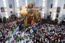 20-22 июня Святейший Патриарх Кирилл совершил Первосвятительский визит в Белоруссию