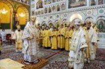 В последний день визита в Латинскую Америку Предстоятель Русской Православной Церкви совершил Литургию в соборе апостола Павла в Сан-Паулу