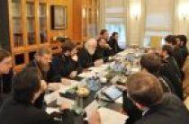 Состоялось совещание по развитию магистерских программ Русской Православной Церкви
