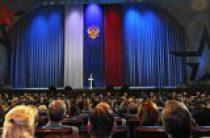 Глава Синодального отдела по взаимодействию с Вооруженными силами принял участие в торжественном вечере в Кремле, посвященном Дню защитника Отечества