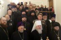При поддержке Синодального комитета по взаимодействию с казачеством в Красноярске прошла межрегиональная конференция, посвященная пастырскому окормлению Енисейского казачества