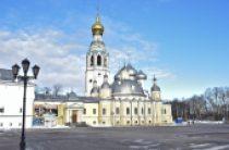 Воскресенский кафедральный собор Вологды возвращен Церкви
