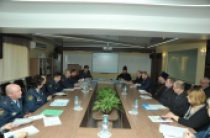 В Академии ФСИН России состоялась конференция, посвященная взаимодействию учреждения с Синодальным отделом по тюремному служению