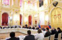 Председатель Синодального информационного отдела принял участие во встрече членов Совета по развитию гражданского общества и правам человека с Президентом России В.В. Путиным