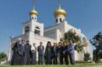 Делегация Приморской митрополии посетила КНДР