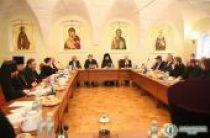 В Высоко-Петровском монастыре состоялось заседание секции Всемирного русского народного собора