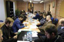 В Синодальном отделе по делам молодежи состоялось совещание руководителей Координационных центров молодежного служения