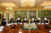 Священный Синод утвердил службу всем святым, в земле Санкт-Петербуржской просиявшим, и тексты ряда тропарей, кондаков и акафистов