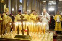 В Казанском соборе Санкт-Петербурга совершена панихида по погибшим в авиакатастрофе в Египте