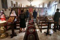 Представитель Патриарха Московского и всея Руси совершил визит в Сирию в составе российской делегации