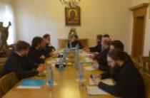 Состоялось заседание рабочей группы Оргкомитета Русской Церкви по празднованию 1000-летия преставления равноапостольного князя Владимира