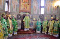 Состоялись торжества по случаю 20-летия Тираспольской епархии и 200-летия Преображенского собора г. Бендеры