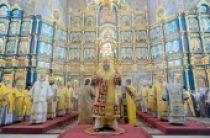 В столице Казахстана прошли торжества по случаю 1000-летия преставления равноапостольного великого князя Владимира