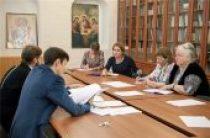 Состоялось заседание редакционной группы для изучения и выработки подходов к формированию учебных пособий ЕУМК